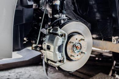 Reparación de frenos